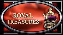 Игровые возможности азартного автомата Royal Treasures